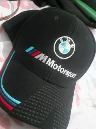 Título do anúncio: Boné BMW Motorsport Puma