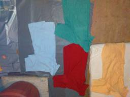 Título do anúncio: Lote de camisa de manga curta 50,00