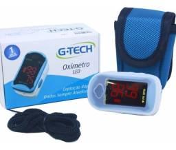 Oximetro Digital Led de Dedo G- Tech