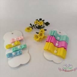 Laços para meninas faixas para bebê