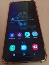 Samsung A20 tá barato