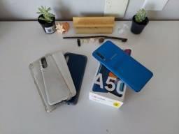 Samsung Galaxy A50 - AZUL
