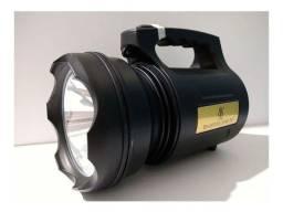 Lanterna super potente BB6000A 30W T6 recarregável