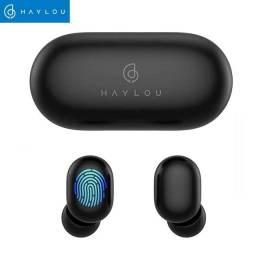 Fone Bluetooth Haylou Gt1 Lacrado Original