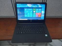 Notebook hp core i5/6a ger./8gb/HD 500/bateria 6.5hs/Wi-Fi/hdmi/14 led