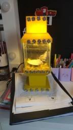 Vendo aquário luminária para beta $100
