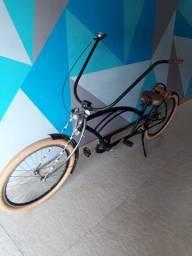 Bicicleta Chopper - Linda!