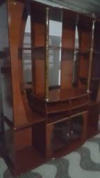 Título do anúncio: Estante de sala linda e bem conservada