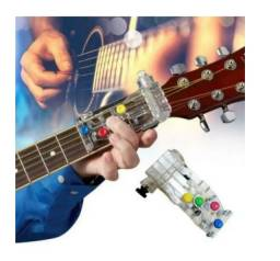 Título do anúncio: Ferramenta de Auxílio de Ensino Guitarra , Violão_m95