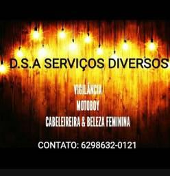 D.S.A SERVIÇOS