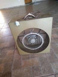 Circulador e aquecedor de ar