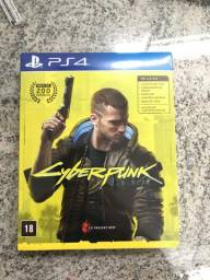 Cyber Punk 2077 PS4 - PlayStation 4