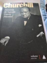 Livro: Winston Churchill