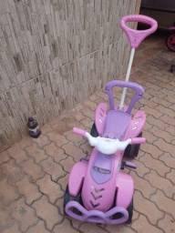 Título do anúncio: Quadriciclo infantil otimo estado