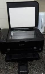 Título do anúncio: Impressora Canon Seminova