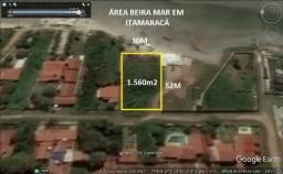 Área a Beira Mar em Itamaracá-PE