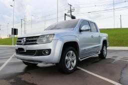 Vw - Volkswagen Amarok Highline CD 2.0 TDI 16v 4x4 Completona - Excelente Estado - 2011