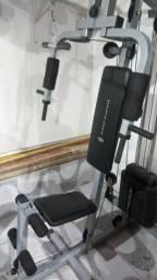 Estação de Musculação Athletic Works MTDP-7000