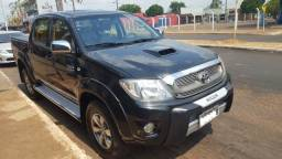 Toyota Hilux Cd SRV 3.0 Completa automática ? 2010 - 2010