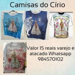 Camisas do Cirio!