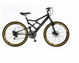 Bicicleta Mountain Bike Colli Renault 21 Marchas Aro 26