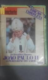 João Paulo II O Peregrino Do Amor Revista Manchete