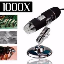 Microscópio Digital Camera 2.0Mp Zoom 1000x USB Profissional em São Luís MA