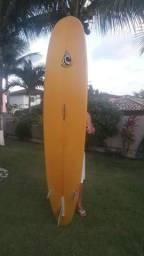 Longboard 9'0 Maurício abubakir 2004, 3 quilhas