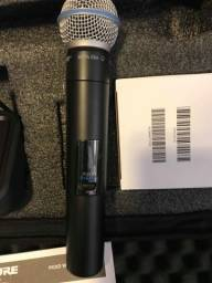 Microfone Shure Pgxd24/58a beta