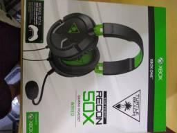 Headset gamer Tuttle Beach Ps4 e Xbox one