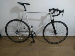 Single speed bicicleta