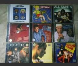 CD's originais vários títulos