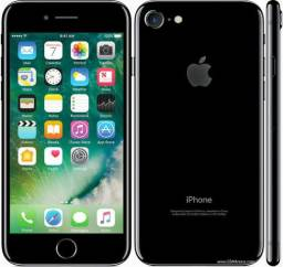 IPhone 7 256GB (Silver E JatBlack)Com Garantia