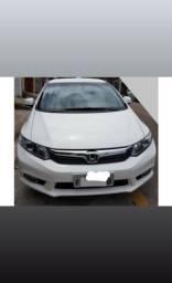 Honda Civic parcelado - 2014