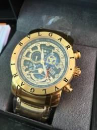 7c3da5ee35a Relógio bvlgari novo