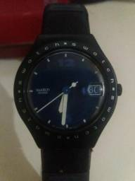19754805474 Relógio original Swatch Irony YGB4000AG Dark Moon