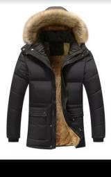 Jaqueta para o inverno e neve