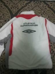 Jaqueta original do Athletico Paranaense