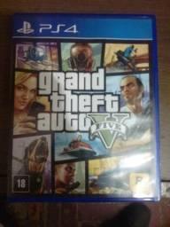 GTA V PS4 troco