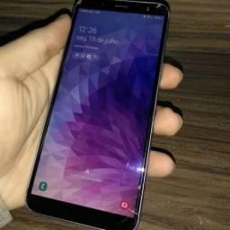 Samsung J6, 32gb (até 12x no cartão)