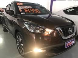 Nissan Kicks SV 1.6 16V FLEXSTAR AUT - 2018