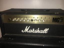 Amplificar Marshall Cabeçote e Gabinete 4X12