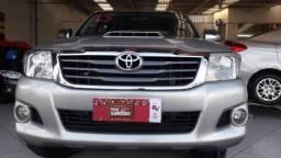 Toyota hilux 2013 3.0 srv top 4x4 cd 16v turbo intercooler diesel 4p automÁtico - 2013