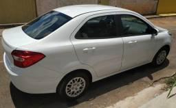 Novo ford Ka sedan 1.5 17/18 completo revisado - 2018
