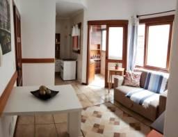 Apartamento 01 Dormitório, mobiliado, com box, na rua sepé, me liga 997 721 713 Jorge Lima