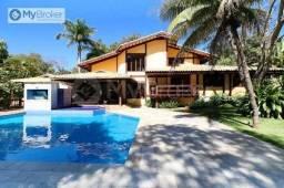 Sobrado com 3 dormitórios à venda, 465 m² por R$ 5.350.000 - Residencial Aldeia do Vale -