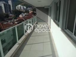 Apartamento à venda com 2 dormitórios em Tijuca, Rio de janeiro cod:GR2AP3264