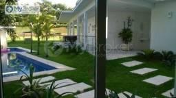 Sobrado com 4 dormitórios à venda, 615 m² por R$ 2.600.000 - Residencial Aldeia do Vale -