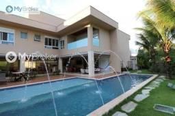 Sobrado com 4 dormitórios à venda, 586 m² por R$ 6.500.000 - Residencial Aldeia do Vale -