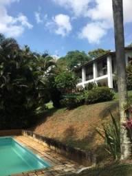 Chácara com 3 dormitórios para alugar, 2250 m² por R$ 4.000/mês - Chácaras Cataguá - Tauba